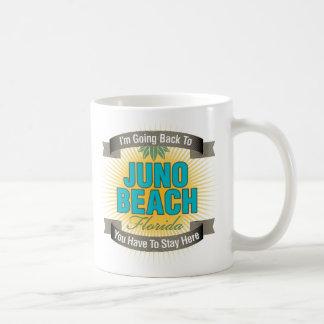 I'm Going Back To (Juno Beach) Classic White Coffee Mug