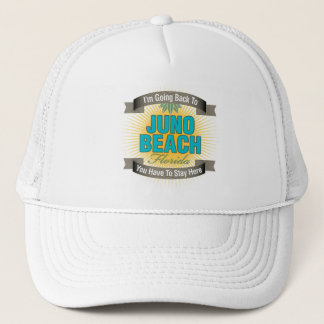 I'm Going Back To (Juno Beach) Trucker Hat