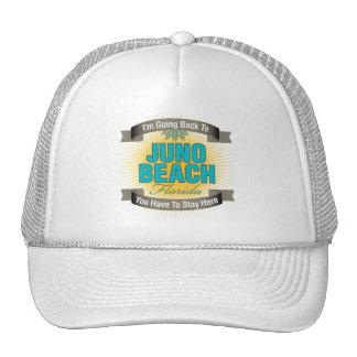 I'm Going Back To (Juno Beach) Trucker Hat
