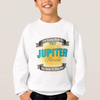 I'm Going Back To (Jupiter) Sweatshirt