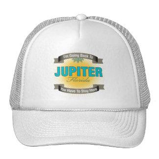I'm Going Back To (Jupiter) Trucker Hat