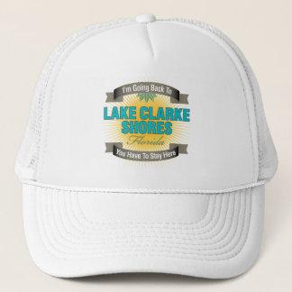 I'm Going Back To (Lake Clarke Shores) Trucker Hat
