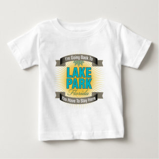I'm Going Back To (Lake Park) Baby T-Shirt