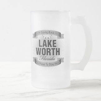 I'm Going Back To (Lake Worth) Coffee Mug