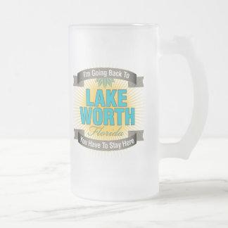 I'm Going Back To (Lake Worth) Mug
