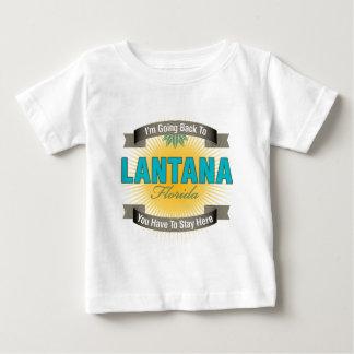 I'm Going Back To (Lantana) Baby T-Shirt