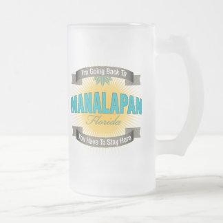 I'm Going Back To (Manalapan) Mug