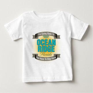I'm Going Back To (Ocean Ridge) Baby T-Shirt