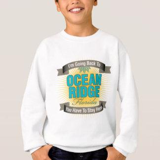 I'm Going Back To (Ocean Ridge) Sweatshirt
