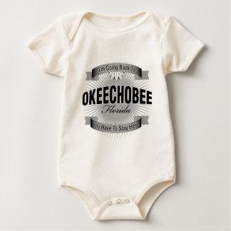 I'm Going Back To (Okeechobee) Baby Bodysuit