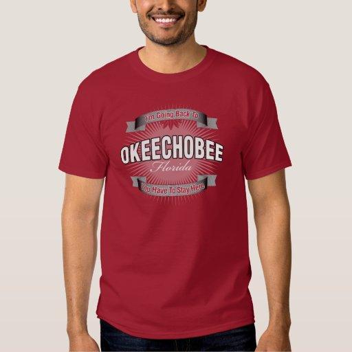 I'm Going Back To (Okeechobee) T-shirt