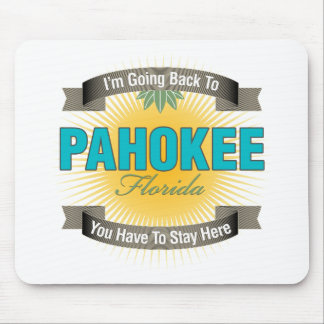 I'm Going Back To (Pahokee) Mouse Pad