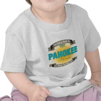 I'm Going Back To (Pahokee) Tee Shirt
