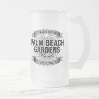 I'm Going Back To (Palm Beach Gardens) Coffee Mugs