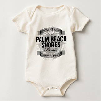 I'm Going Back To (Palm Beach Shores) Bodysuit