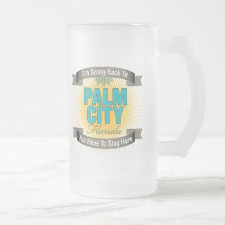 I'm Going Back To (Palm City) Coffee Mug
