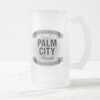 I'm Going Back To (Palm City) Mug