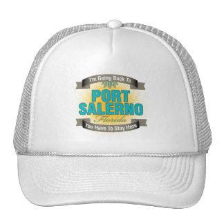 I'm Going Back To (Port Salerno) Trucker Hat