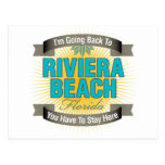 I'm Going Back To (Riviera Beach) Postcard