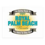 I'm Going Back To (Royal Palm Beach) Postcard