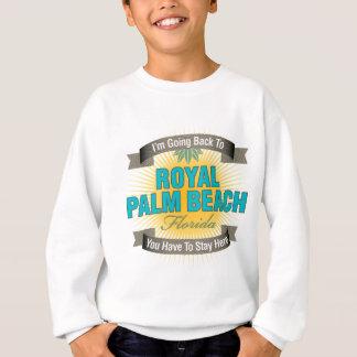 I'm Going Back To (Royal Palm Beach) Sweatshirt