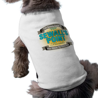 I'm Going Back To (Sewall's Point) Doggie Tshirt