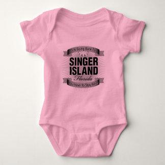 I'm Going Back To (Singer Island) Baby Bodysuit