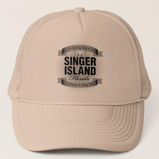 I'm Going Back To (Singer Island) Trucker Hat