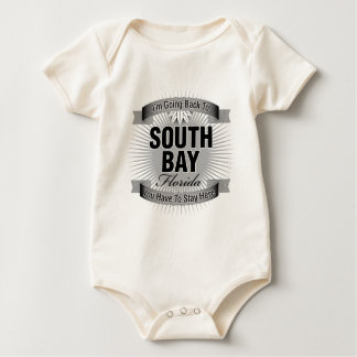 I'm Going Back To (South Bay) Baby Bodysuit