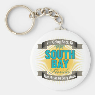 I'm Going Back To (South Bay) Keychain
