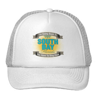 I'm Going Back To (South Bay) Trucker Hat