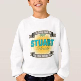 I'm Going Back To (Stuart) Sweatshirt