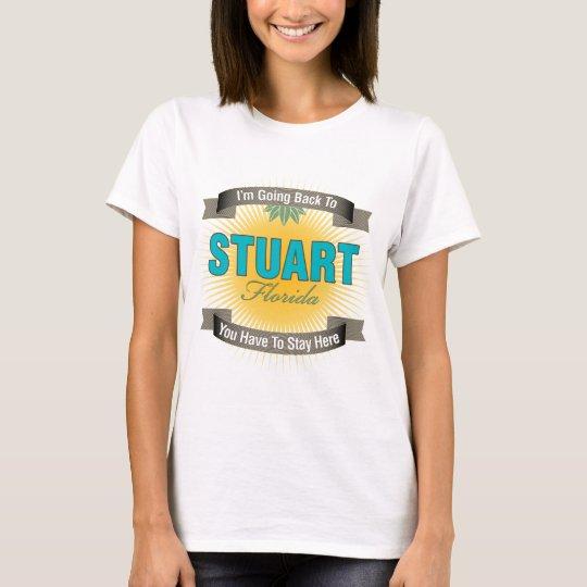 I'm Going Back To (Stuart) T-Shirt