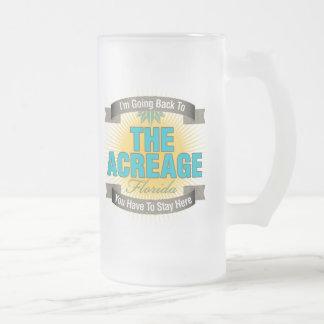I'm Going Back To (The Acreage) Coffee Mug
