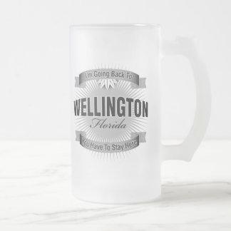 I'm Going Back To (Wellington) Coffee Mugs