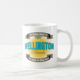 I'm Going Back To (Wellington) Classic White Coffee Mug