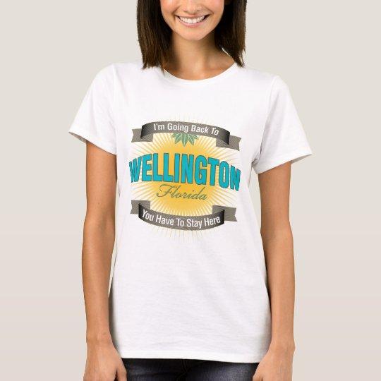 I'm Going Back To (Wellington) T-Shirt