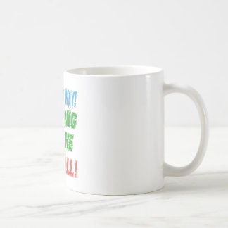 I'm going for the Netball. Mug