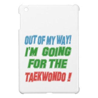 I'm Going For The Taekwondo. Case For The iPad Mini