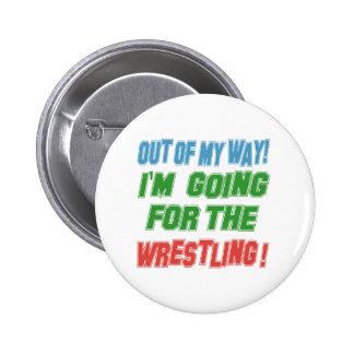 I'm going for the Wrestling. Buttons