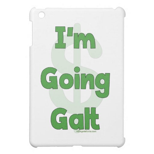 I'm Going Galt Cover For The iPad Mini
