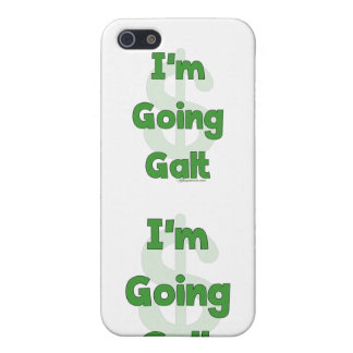 I'm Going Galt iPhone 5 Covers