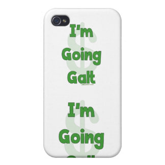 I'm Going Galt Case For iPhone 4