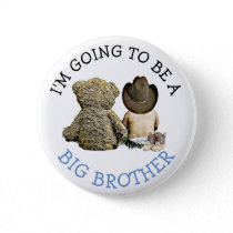 I'm going to be a Big Brother Announcement Button