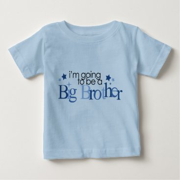 heartlocked I'm going to be a big brother baby T-Shirt