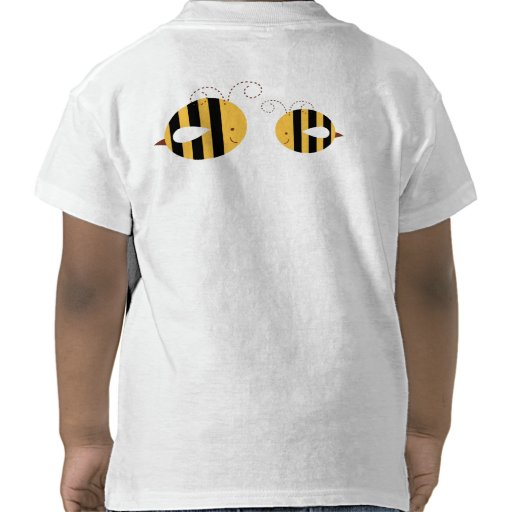 I'm going to be a Big Brother - Cute Bee Design T-shirts