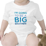 I'm Going to be a Big Brother! Romper