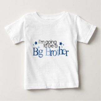 """""""I'm going to be a big brother"""" Tee Shirt"""