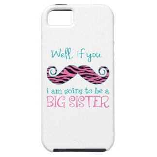 I'm Going to be a Big Sister iPhone SE/5/5s Case