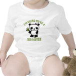 I'm Going To Be A Big Sister T-Shirt Baby Bodysuit